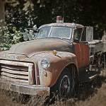"""GMC Fire Truck HDR"" by LunarImage"