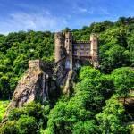 """""""Burg Rheinstein"""" by TomGomez"""