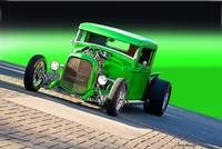 1934 Ford 'Green Mille' Pickup