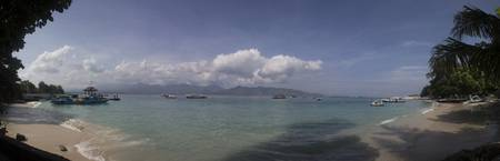 Gili Air Panorama