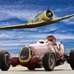 """1935 Alfa Romeo Racer"