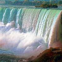 Niagara Falls Art Prints & Posters by Tom Jelen