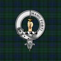 MacKay Scottish Clan Badge and Tartan