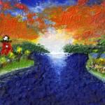 """Sunrise at Jupiter Inlet Lighthouse Florida A1"" by Ricardos"