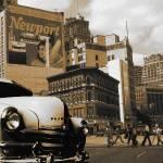 """Old Detroit City - Fine Art"" by Art-America"