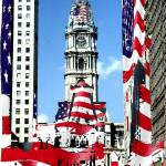 """Philadelphia Stars And Stripes - Digital Artwork"" by Art-America"