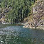 """2016 Indian Arm Cruise 42"" by PriscillaTurner"