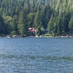"""2016 Indian Arm Cruise 38"" by PriscillaTurner"