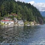 """2016 Indian Arm Cruise 49"" by PriscillaTurner"