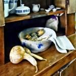 """""""Butternut Squash in Kitchen"""" by susansartgallery"""