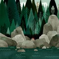 The Wild Robot Art Prints & Posters by Peter Brown