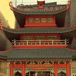 """Chinatown San Francisco - Fine Art Drawing"" by Art-America"