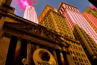 New York Stock Exchange - Pop Art