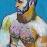 """Blue Beard"" by RDRiccoboni"