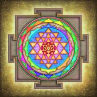 Sri Yantra 7 - Variation No. 4
