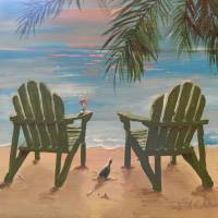 Happy Retirement, Francine! Art Prints & Posters by Ruth Driedger