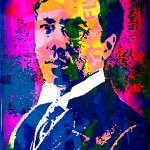 """Wassily Kandinsky (alt)"" by thegriffinpassant"