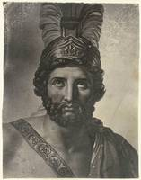 Portrait painting of Leonidas, King of Sparta, Edu