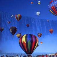 """Niagara Balloons - Photo Art Collage"" by Art-America"
