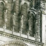 """columns vezelay basilica france"" by jnanian"