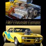 """1967 Chevrolet Camaro"