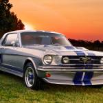 """1965 Mustang GT Coupe"" by FatKatPhotography"