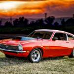 """1971 Ford Maverick Muscle"" by FatKatPhotography"