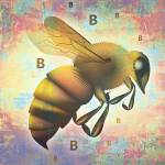 """""""Bee"""" by gsimanson"""