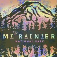 Mt Rainier Art Prints & Posters by Greg Simanson