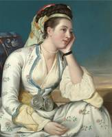 THE ACTRESS MARY GUNNING LATER COUNTESS COVENTRY I