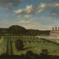 """Jan Siberechts - A View of Bayhall, Pembury, Kent"" by motionage"