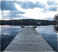 Calm Dock - ID 16217-152021-5030