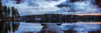 Calm Dock - ID 16217-152028-3241
