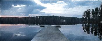 Calm Dock - ID 16217-152040-3399