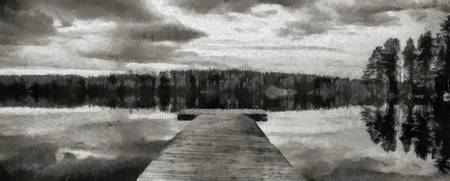Calm Dock - ID 16217-152046-7899