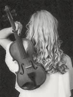 Violin woman - ID 16218-130643-9888