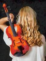 Violin woman - ID 16218-130700-3238