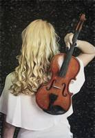 Violin woman - ID 16218-130713-9998