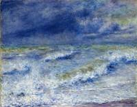 Pierre-August Renoir, The Wave, 1879