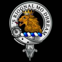 MacGregor Scottish Clan Badge