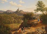 Ludwig Richter (1823-1889), An Excursion into the