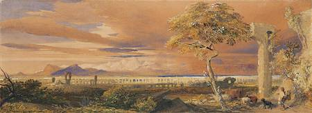 Samuel Palmer, R.W.S. (London 1805-1881 Surrey),