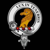 Fullerton Scottish Clan Badge