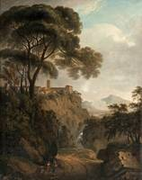 George Howland Beaumont England 1753-1827 Grotta F