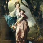 """""""Johan Zoffany - Mrs Woodhull, Tate Britain"""" by motionage"""
