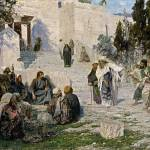 """Vasily Polenov Painting 6"" by motionage"