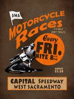 Motorcycle Speedway Races