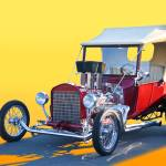 """1923 Ford Model T Roadster"" by FatKatPhotography"