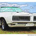 """1968 Pontiac GTO Color copy"" by Automotography"