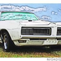 1968 Pontiac GTO Color copy Art Prints & Posters by David Caldevilla